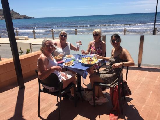 Lunch at Leons in La Anoia, Murcia .jpg