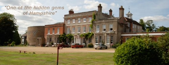 Park Place Pastoral Centre - yoga retreat in Hampshire with Suzy Pool