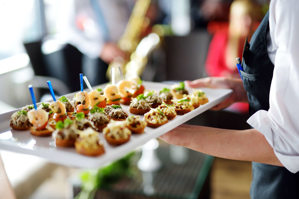 CATERERS -