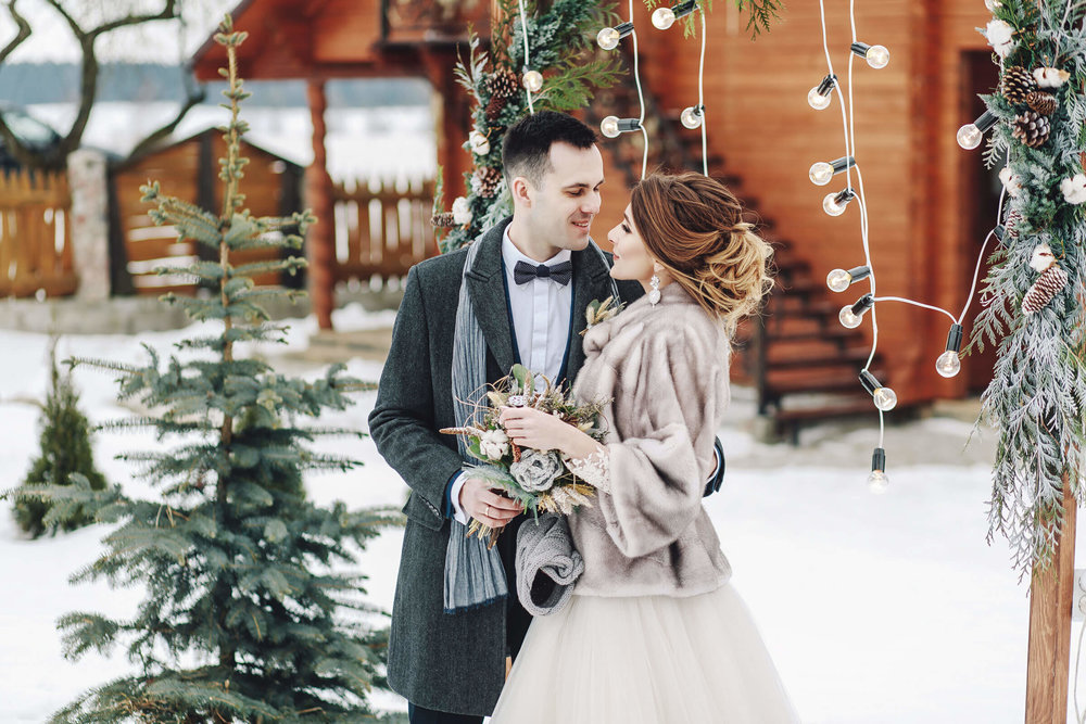 Must See Winter Wedding Trends // Toledo Wedding Guide