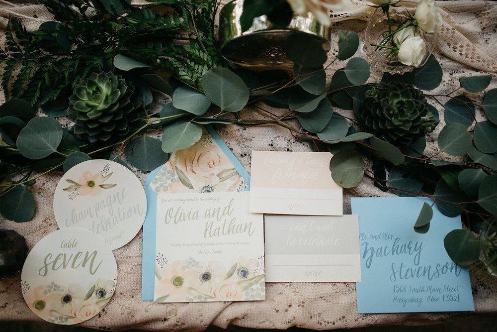 10 Questions to Ask Before Hiring Your Stationery Designer // Toledo Wedding Guide