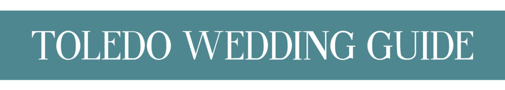 Toledo wedding guide to find wedding vendors and professionals junglespirit Images