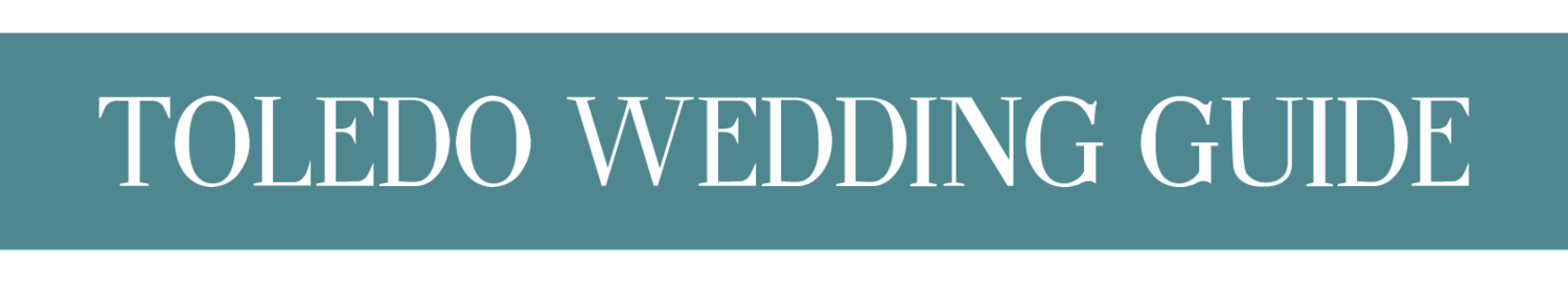 Toledo Wedding Guide to find wedding vendors and professionals