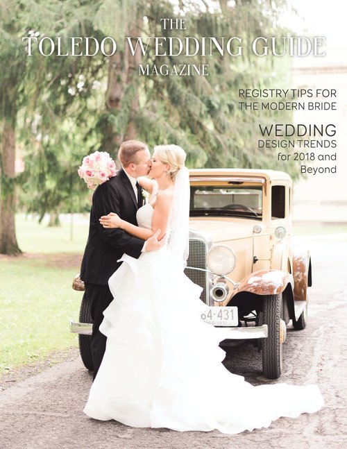 Cover contest toledo wedding guide to find wedding vendors and toledo wedding guide 2018 issue 1 junglespirit Gallery