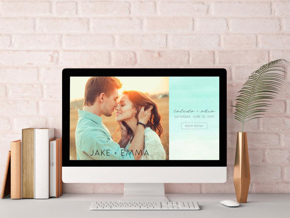 Do You Need a Wedding Website? // Toledo Wedding Guide