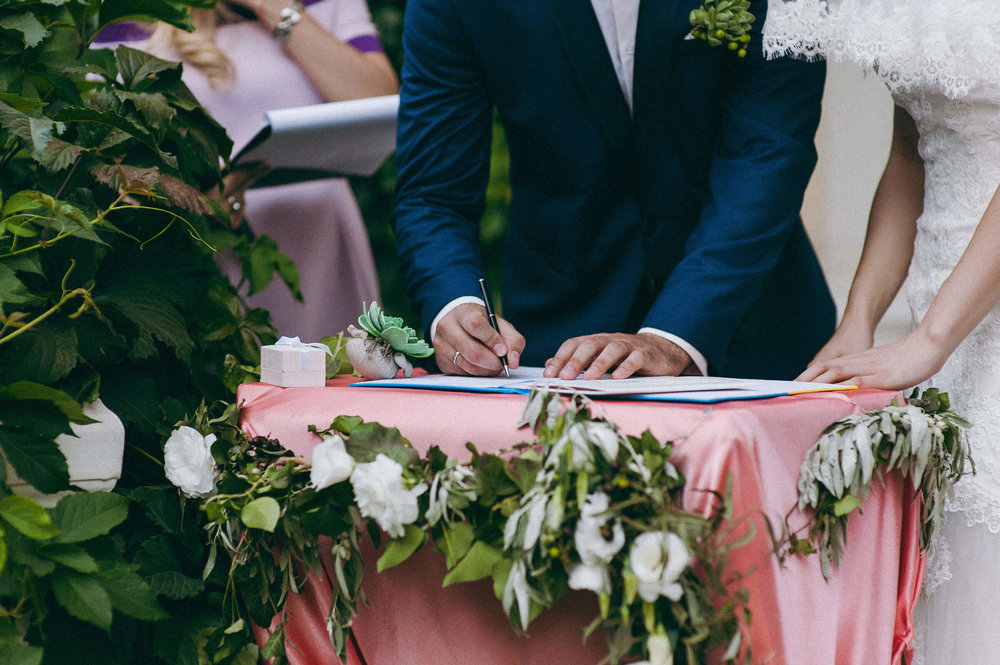 How to get a Marriage License // Toledo Wedding Guide