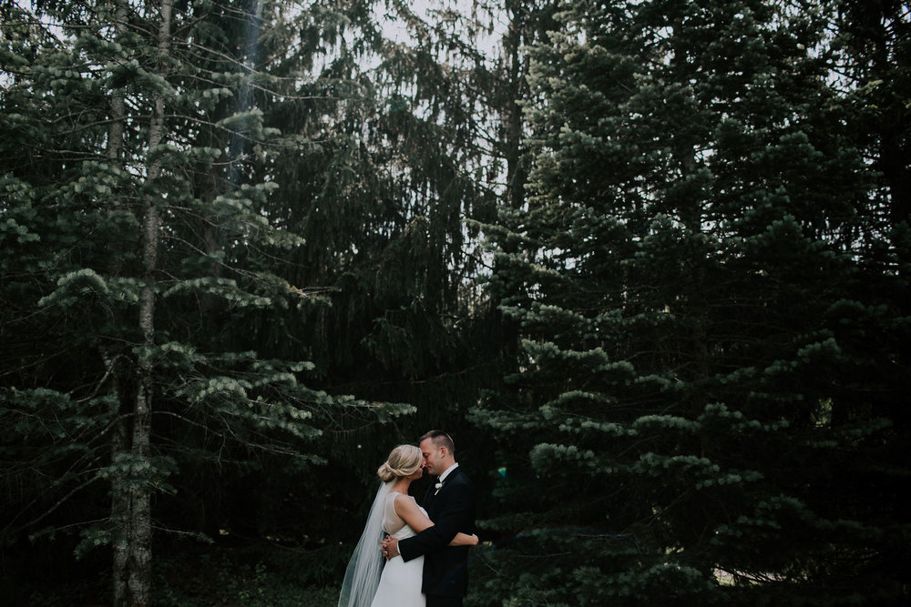 Dana + Doug - Simplicity never looked so good!