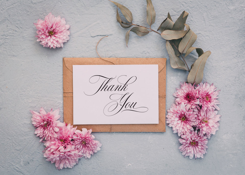 Wedding Thank-You Notes Do's and Don'ts // Toledo Wedding Guide