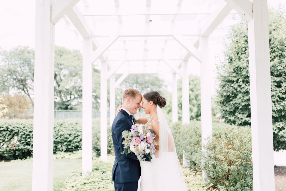 Victoria + Mark - The way this groom looks at his bride makes our hearts go pitter patter.