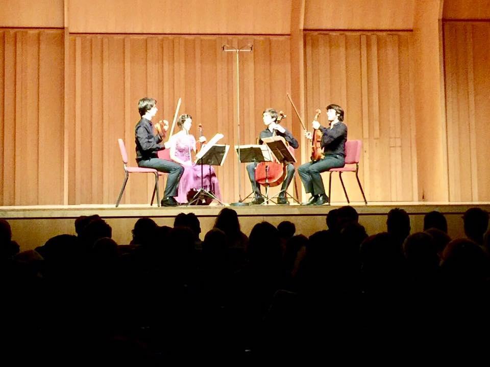 NUVOL.COM - BARCELONA    29.10.2016   Review from the concert in Palau de la Música by Elsa Álbarez (catalan)