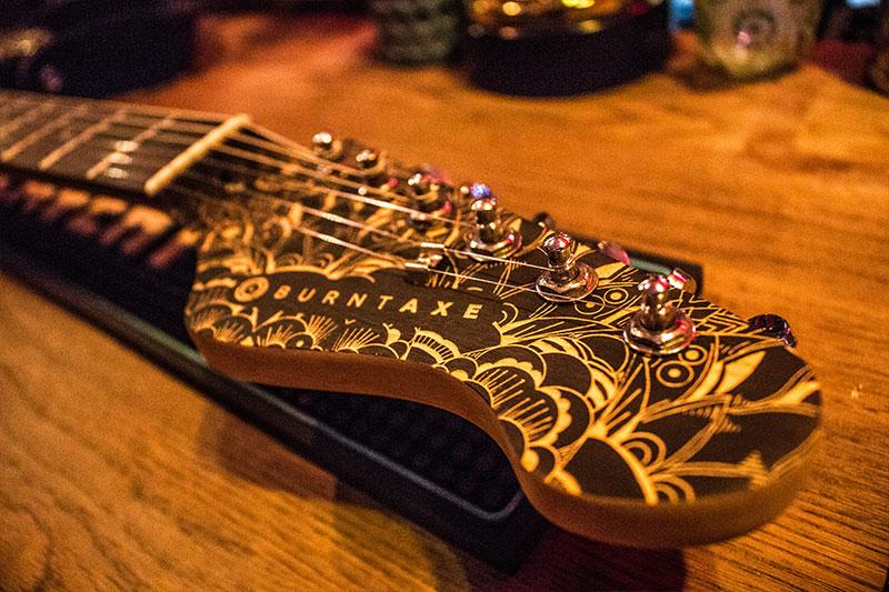 Burntaxe_Laser_Cut_Guitar_Mirror_Pickguard_Stratocaster_Brighton_UK_Headstock.jpg