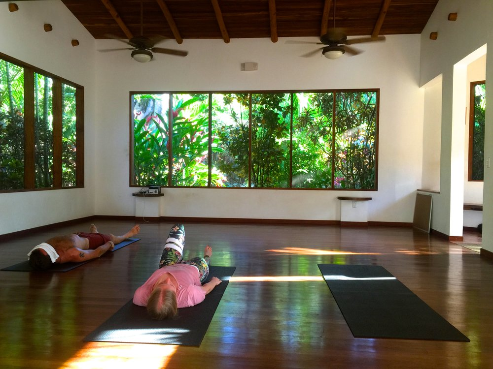 Yoga in Nosara