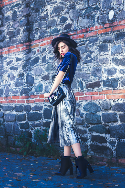 Skirt:Zara