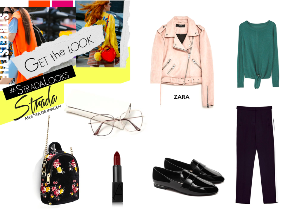 Loafers: Mango  Pants: Zara  Sunnies: Shein