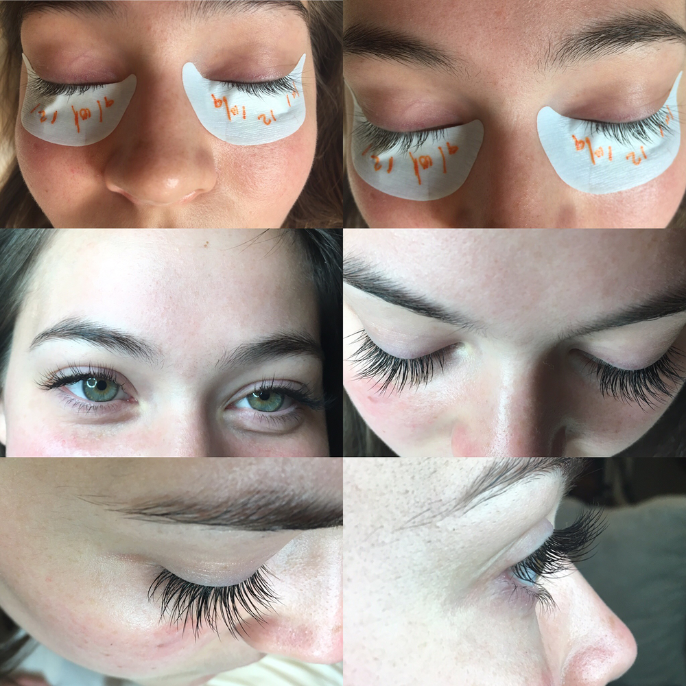 Swoon Aesthetic Spa - Before and After Eyelash 3