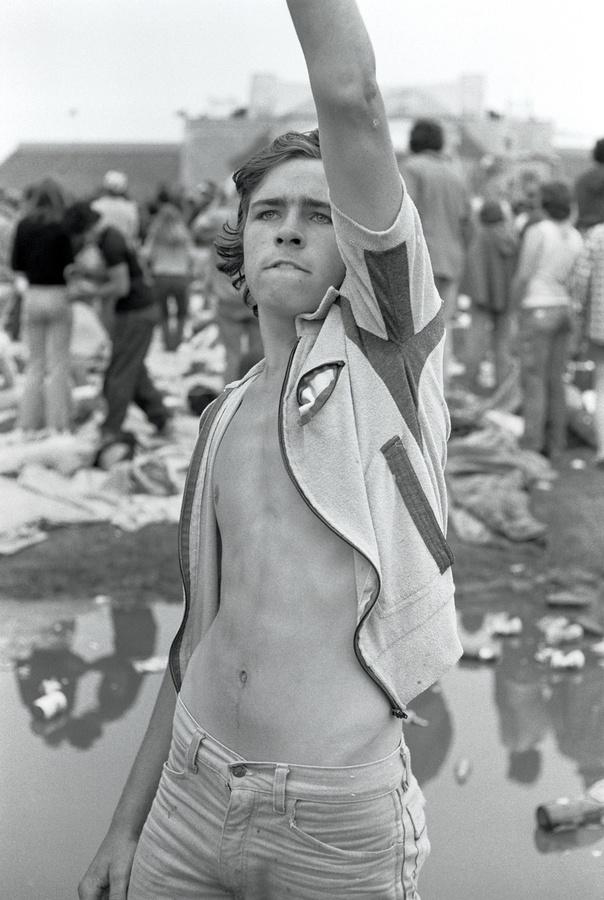 Joseph Szabo, Salute (1978)