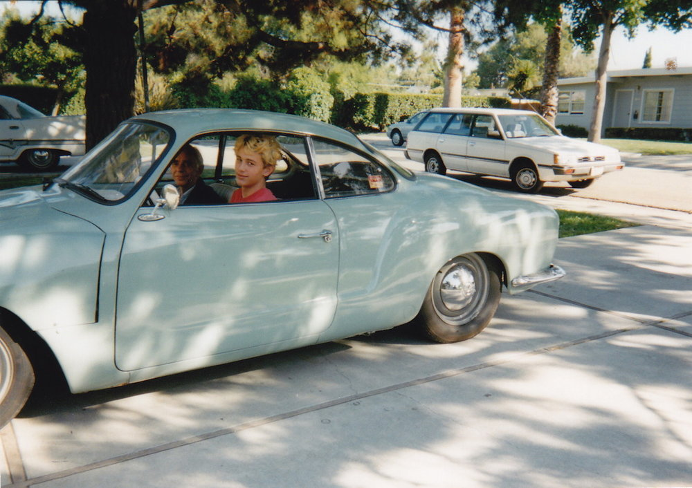 18.-ted-and-gpa-in-his-first-car-blond-hair.jpg