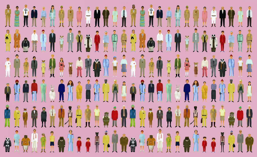so it goes wes anderson illustration