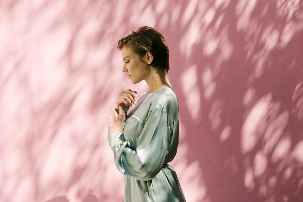 Dress: Celine