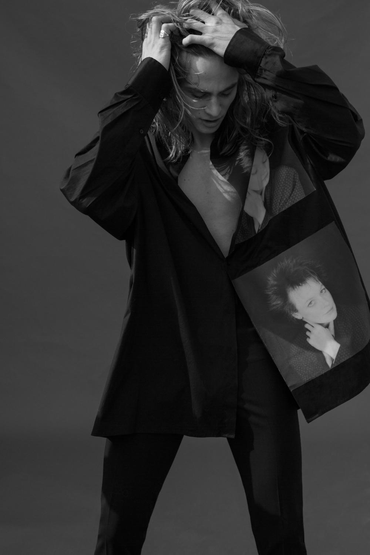 All clothing: Raf Simons