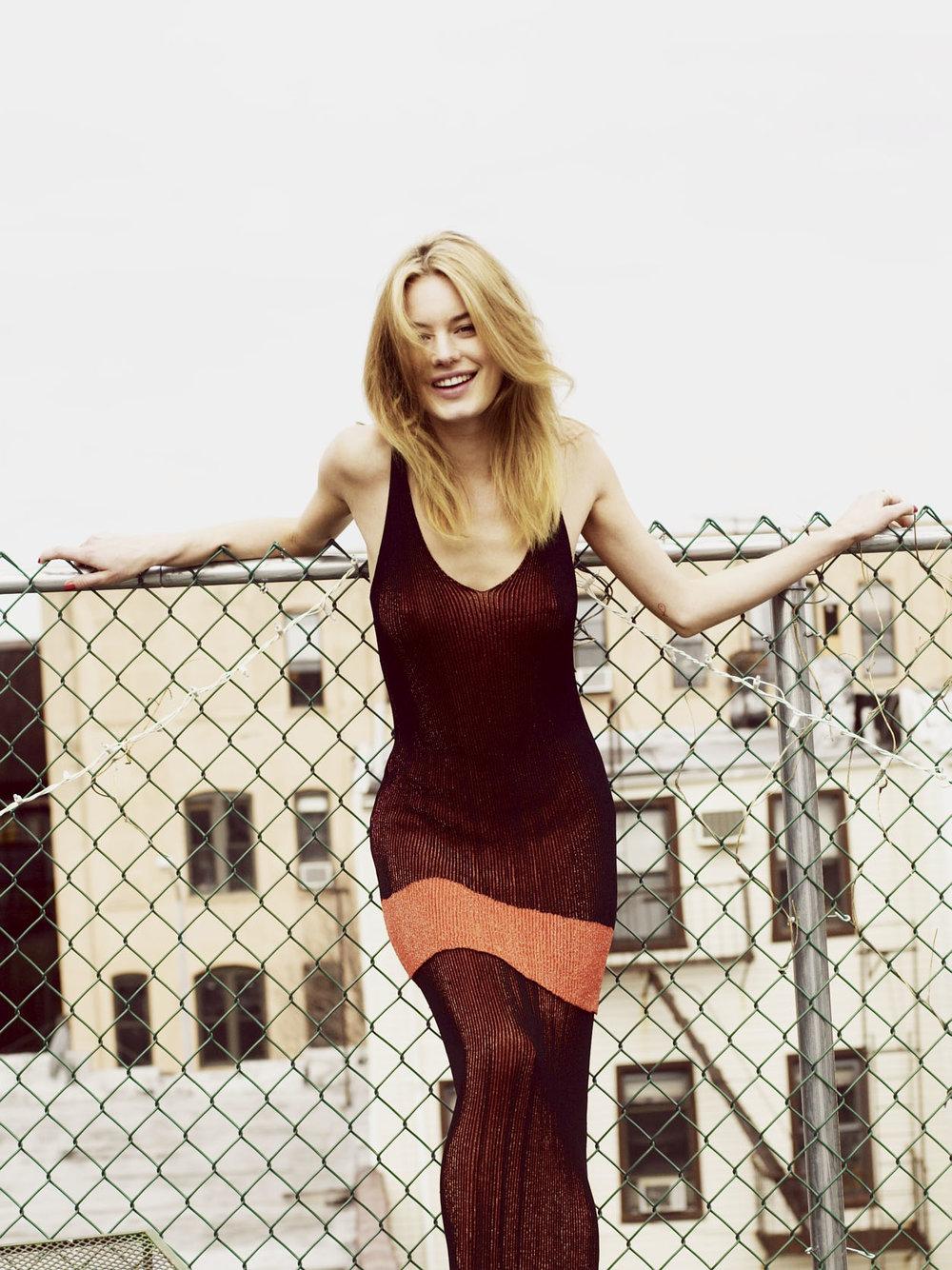 Dress: Sonia Rykiel