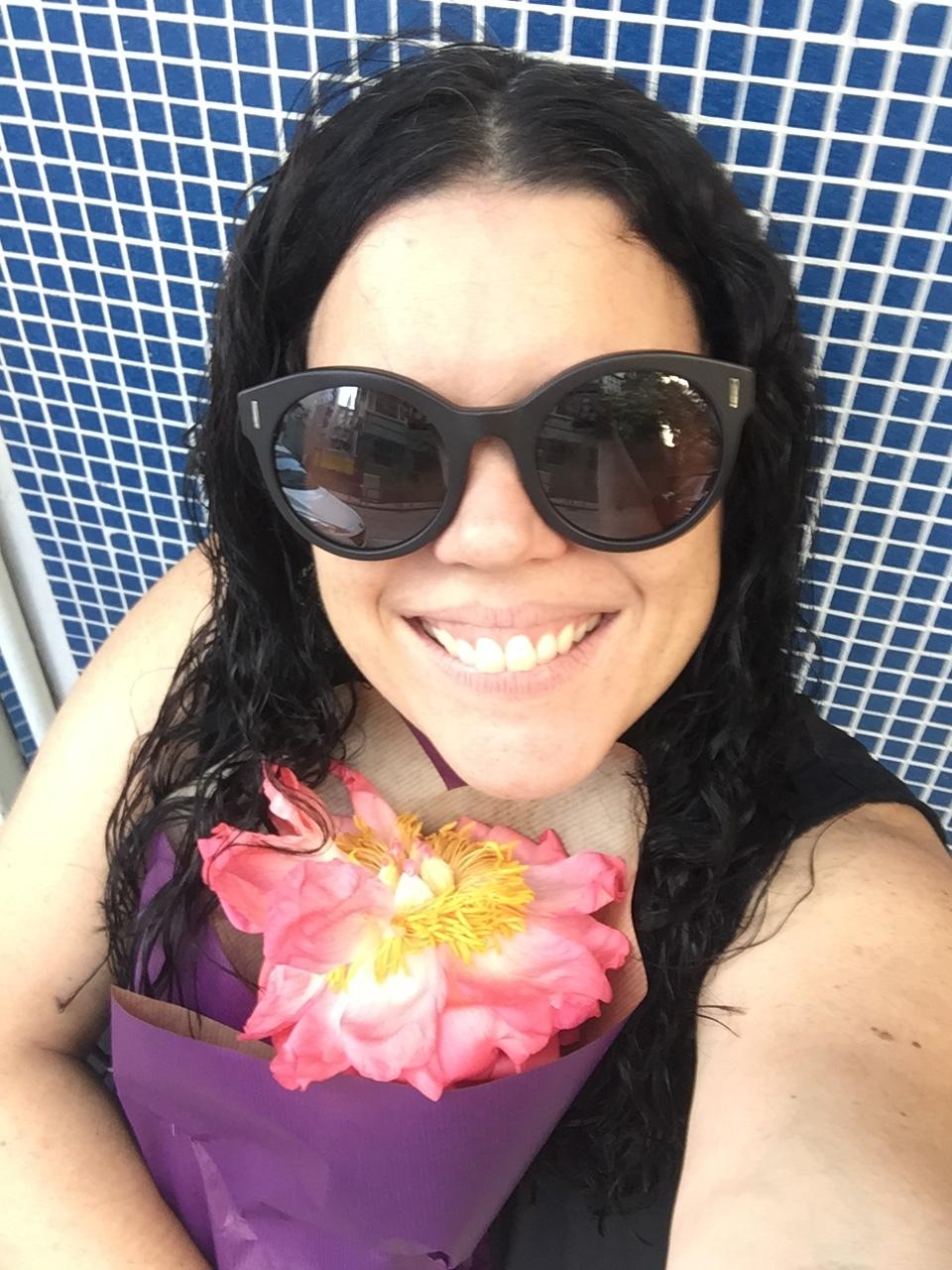 Cátia Silva introduces Bad Bad Maria