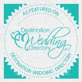 bad bad maria featured in Destination wedding diretory
