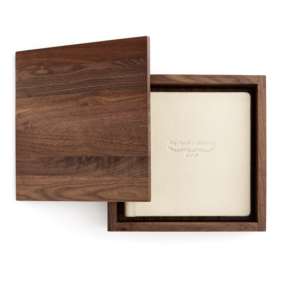 DARK WALNUT PRESENTATION BOX