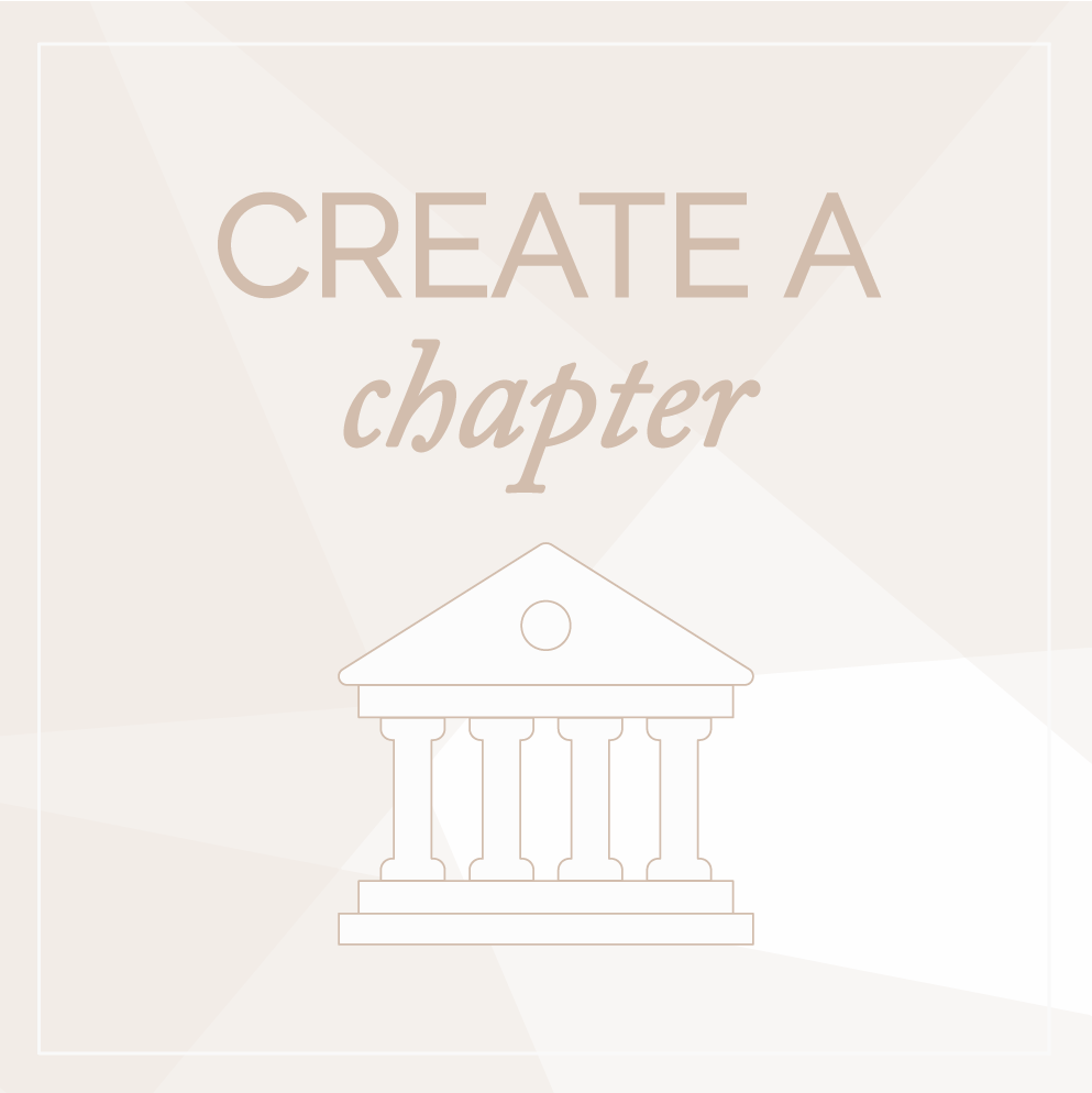 create a sorority chapter
