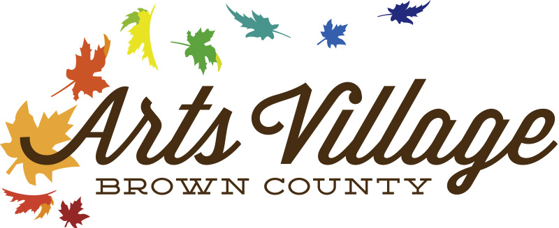 Arts Village Brown County Logo