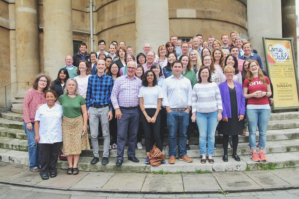 Our NEARLY full, staff team. Photo was taken at the start of the year and we've had a few editions since.
