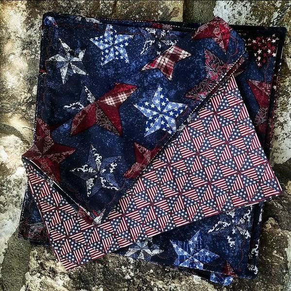 Bear Claw Handkerchiefs