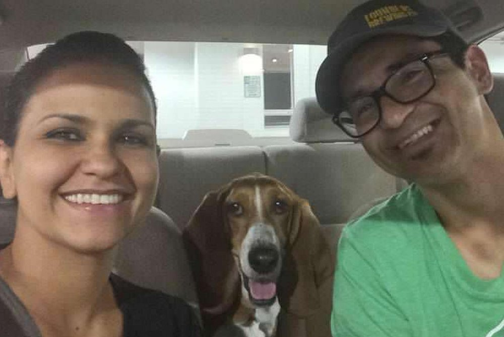 Mom Dad and coco in car.jpg