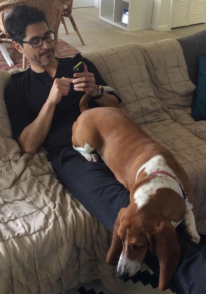 long on dad's legs as he's on sofa.jpg