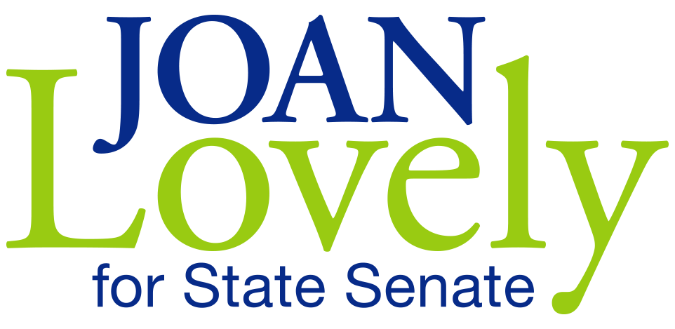 Joan B. Lovely for State Senate