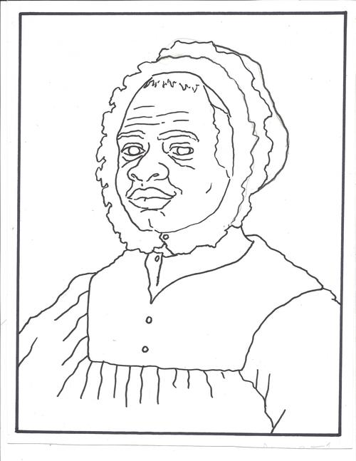 African American Heritage in Massachusetts A Coloring Book