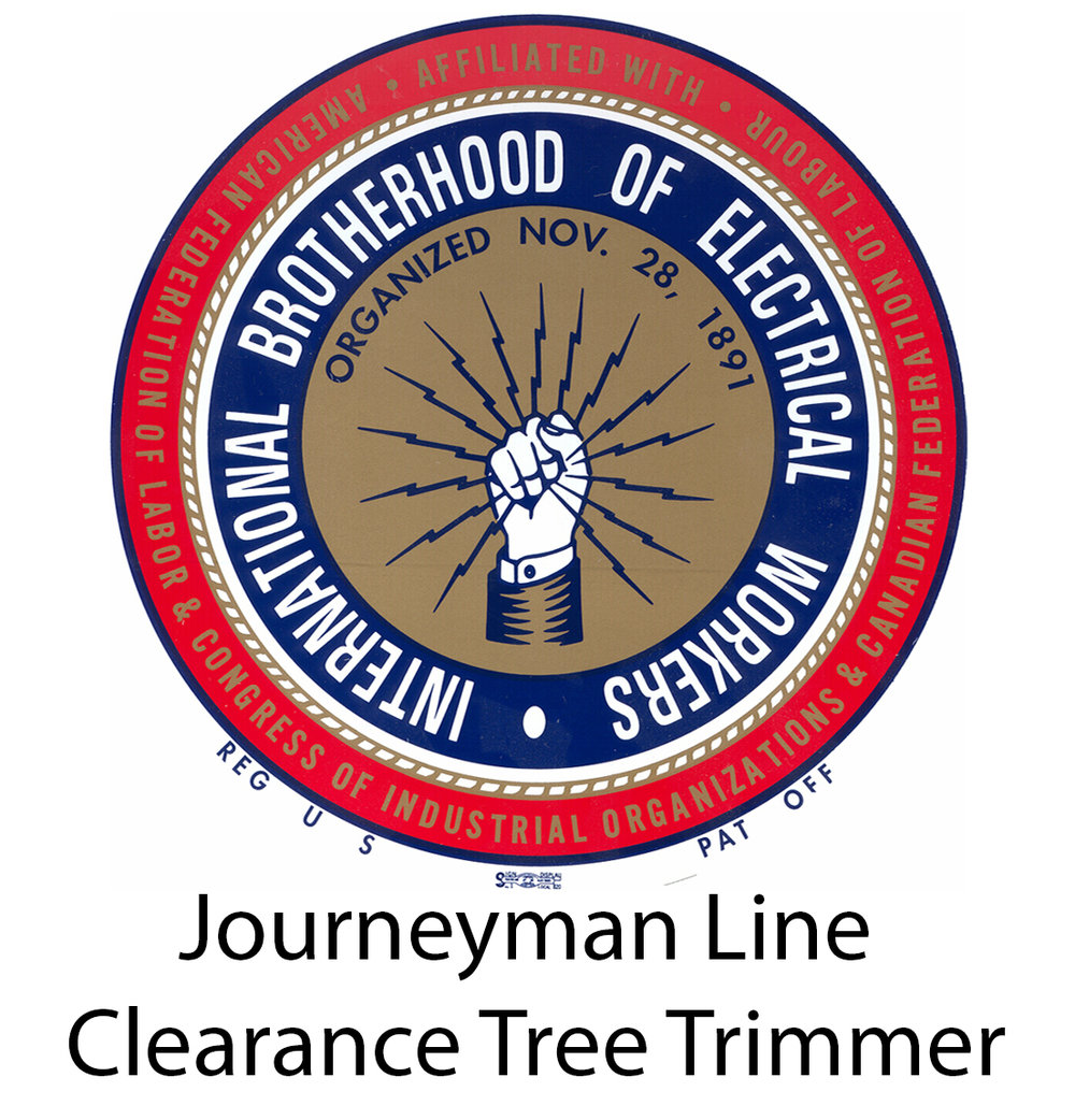 Journeyman Line Clearance Tree Trimmer