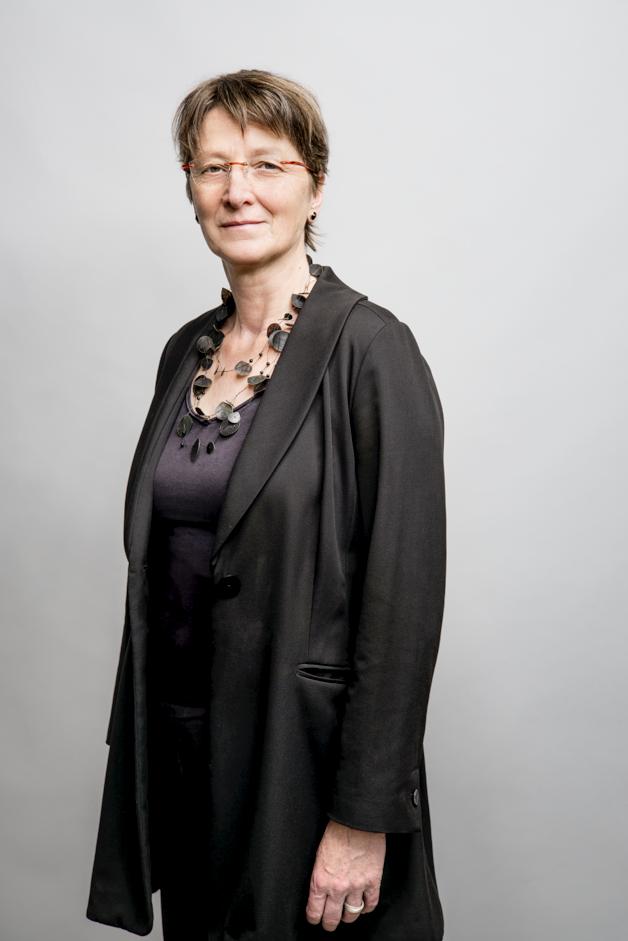 Architektin Anita Nowak