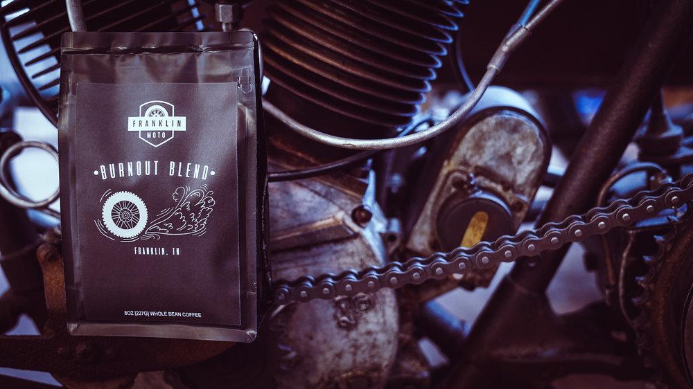 franklin moto coffee