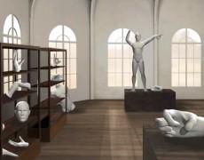 Inside Rodin's Studio