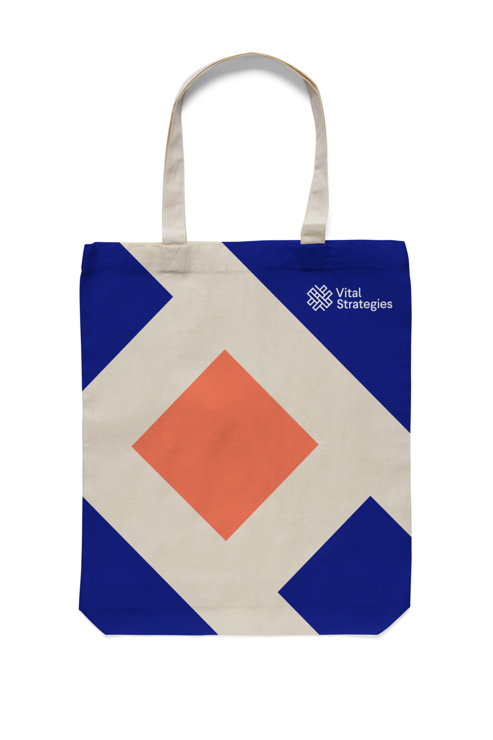 Tote bag Vital Strategies