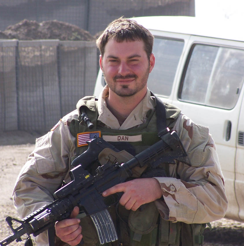 Sgt. 1st Class Daniel B. Crabtree, 31, was a Special Forces weapons sergeant assigned to the Ohio Army National Guard's Company B, 2nd Battalion, 19th Special Forces Group (Airborne) in Columbus, Ohio.He died June 8, 2006, in Iraq after a roadside bomb exploded next to his vehicle during a combat patrol. Crabtree is survived by his wife, Kathy, and his daughter, Mallory, of the City of Green. He is also survived by his father, Ronald Crabtree and his mother, Judy Ann Crabtree.