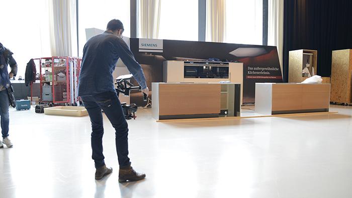 Making of Bild von der Innovationstour 2016. Planworx