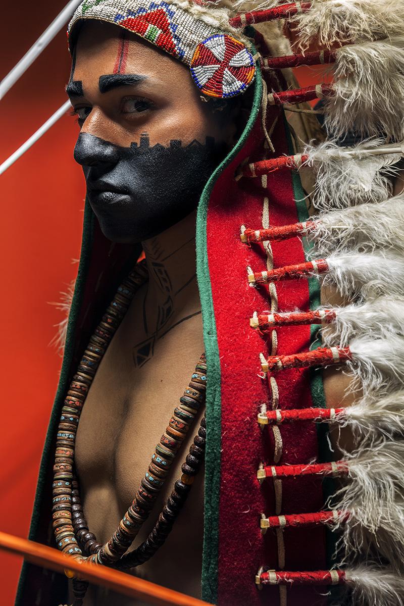 Fotograf Timo Hänseler von der Kunststrecke American von Red Forest Full Service Medienagentur