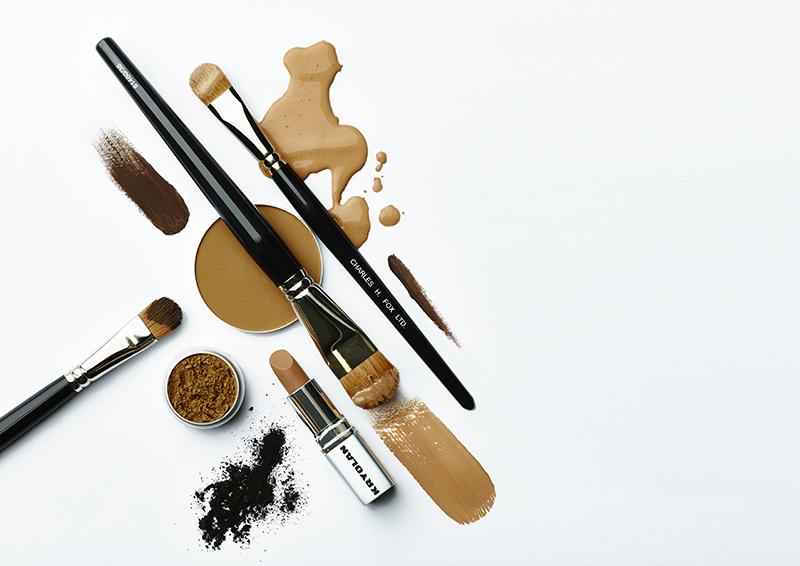 Produktfotografie im Bereich Make Up von der Medienagentur Red Forest aus München
