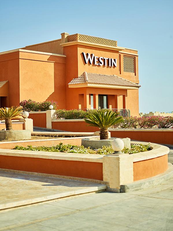 Westin Hotel Soma Bay