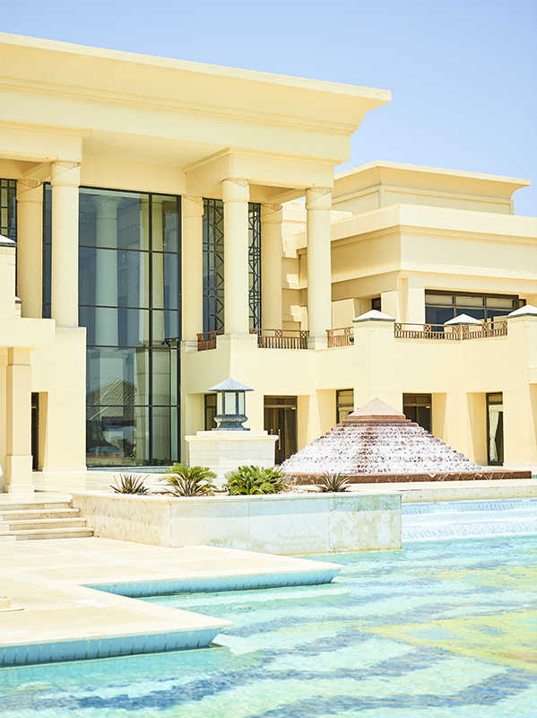 Sheraton Hotel in Hurghada, Ägypten