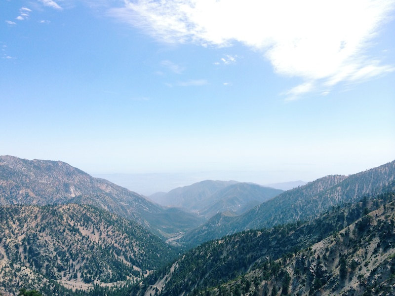 2014 07 26 Mt Baldy Hike (Iphone) 64