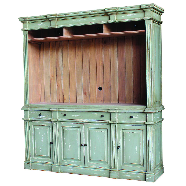 23943 Roosevelt Plasma TV Cabinet