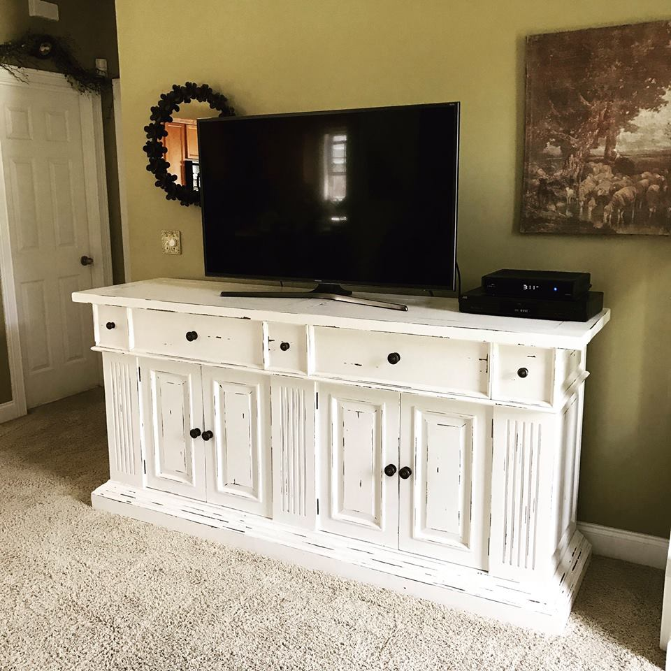 25148 Edwardian Sideboard